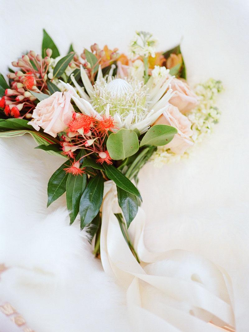 ramo de novia floristeria guipuzcoa